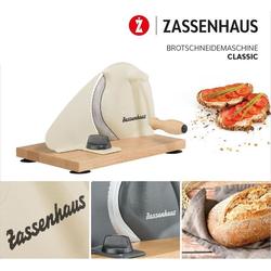 ZASSENHAUS Allesschneider ZASSENHAUS Allesschneider Zassenhaus - Brotschneidemaschine