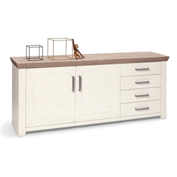set one by Musterring Sideboard York in Eiche-Nelson-Optik