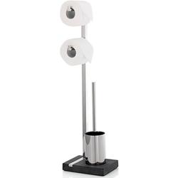 BLOMUS Toilettenpapierhalter Toilettenbutler -MENOTO- poliert