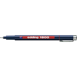 Edding 4-180001002 1800 Fineliner Rot 0.25mm