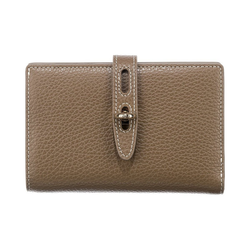 Furla Geldbörse Furla Net M Compact Wallet Portmonnaie grau