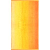 Strandtuch 70 x 180 cm gelb