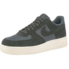 Nike Men's Air Force 1 '07 1 green/ white, 42.5