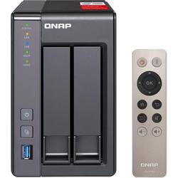 QNAP TS-251+-2G (0TB), Netzwerkspeicher (NAS)