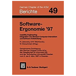 Software-Ergonomie '97 - Buch