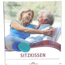 Sitzkissen Rfm® blau 1 St Kissen