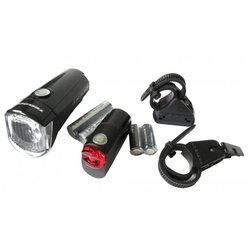 Trelock Fahrradbeleuchtung LED-Batterie-Leuchte Trelock I-Go Sport LS 350/LS