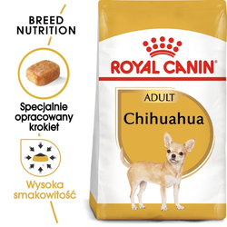 ROYAL CANIN Chihuahua Adult Hundefutter trocken 3 kg