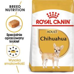 ROYAL CANIN Chihuahua Adult Hundefutter trocken 3 kg