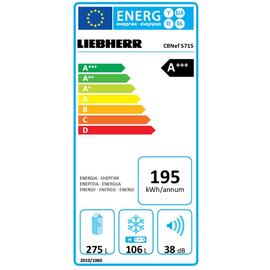 Liebherr CBNef 5715 Comfort BioFresh NoFrost