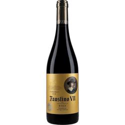 Faustino VII Tinto Rioja 13% 0,75 ltr.