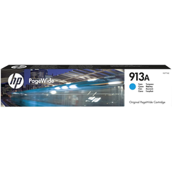 HP 913A Cartridge Cyan