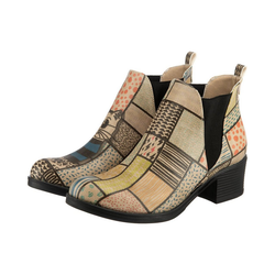 Dogo Shoes Dogo Eve Boots - Be Cool Klassische Stiefeletten Stiefelette 40