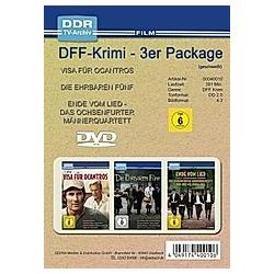 DFF-Krimi - 3er-DVD-Package