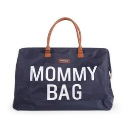 CHILDHOME Mommy Bag Groß Navy Blau
