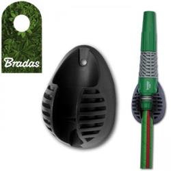 """Wandschlauchhalter PVC Gartenschlauchhalter Schlauchhalter Schlauch 1/2"""" BRADAS 4230"""