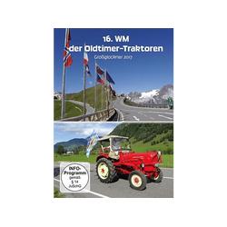 16.WM der Oldtimer-Traktoren DVD