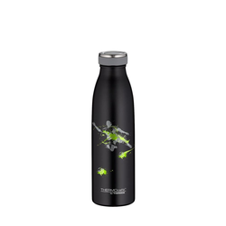 THERMOS Thermoflasche ThermoCafé TC Bottle Soccer Black