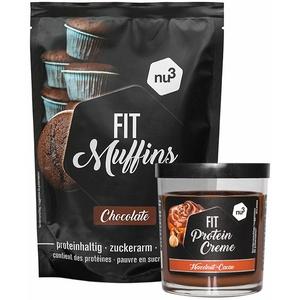 nu3 Fit Muffins + nu3 Fit Protein Creme 1 St Set