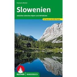 Slowenien als Buch von Evamaria Wecker
