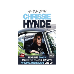 Chrissie Hynde - Alone With (DVD)