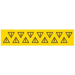 Weidmüller MARKO-C. 25X25X25 B/DR. Kabelmarkier-Etikett Gelb (L x B x H) 25 x 25 x 25mm Inhalt: 10S