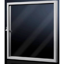 Rittal AX 2763.010 Sichtfenster (L x B x H) 497 x 62 x 497mm Acrylglas Transparent 1St.