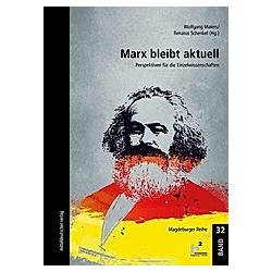 Marx bleibt aktuell