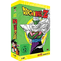 Dragonball Z - Box 2 - DVD  Filme
