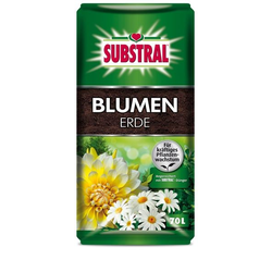 SUBSTRAL® Blumenerde 70 l
