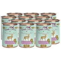 Terra Canis Sensitiv Wild mit Kartoffeln, Apfel & Preiselbeeren 12 x 400 g