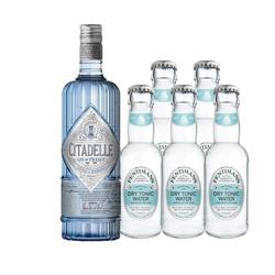 Citadelle Gin & Tonic