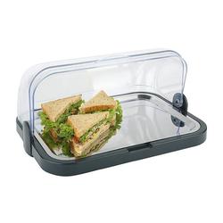APS Buffet-Vitrine, Kunststoff, mit 2 Kühlakkus