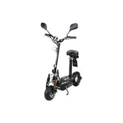 eFlux Street 20 500 Watt E-Scooter Elektroroller mit Straßenzulassung schwarz