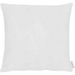 APELT Dekokissen Apart weiß 39 cm x 39 cm x 5 cm