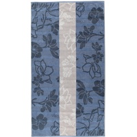 1080 Handtuch (50 x 100 cm) nachtblau