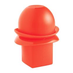 mastrad Eierkocher Mikrowellen-Eierkocher Rot, Anzahl Eier: 1 St., 0 W