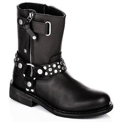 Harley Davidson Stiefel Damen Boots Vada schwarz