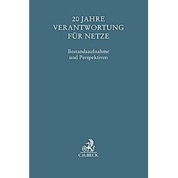 20 Jahre Verantwortung für Netze - Buch