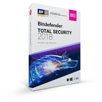 Bitdefender Total Security Multi-Device 2018 5 Geräte ESD DE Win Mac Android iOS