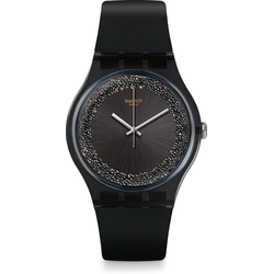Swatch New Gent DARKSPARKLES SUOB156 Herrenarmbanduhr
