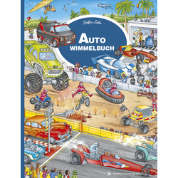 Auto Wimmelbuch: Buch von
