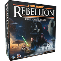 Fantasy Flight Games Star Wars Rebellion deutsche Version