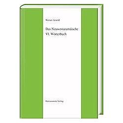Das Neuwestaramäische. Werner Arnold  - Buch