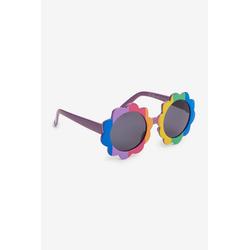 Next Sonnenbrille Sonnenbrille mit Blumendetails lila 62-68