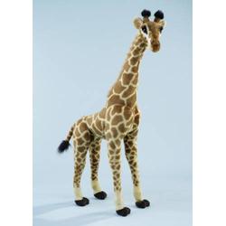 Kuscheltier Giraffe stehend 85cm