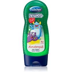 Bübchen Kids Duschgel & Shampoo 2 in 1 230 ml