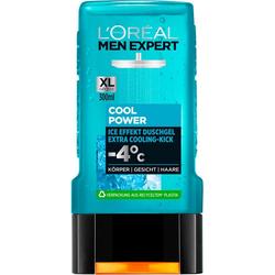 L'ORÉAL PARIS MEN EXPERT Duschgel Cool Power, Hair & Body