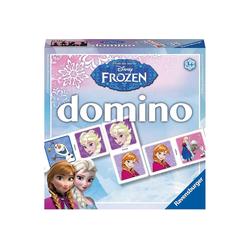 Ravensburger Spiel, Ravensburger 21147 - Disney´s Frozen DOMINO, Die