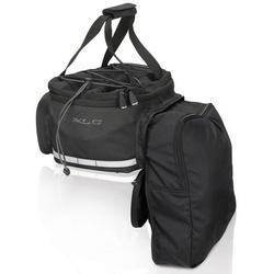 XLC Gepäckträgertasche System Gepäckträgertasche Carry more (2-tlg)